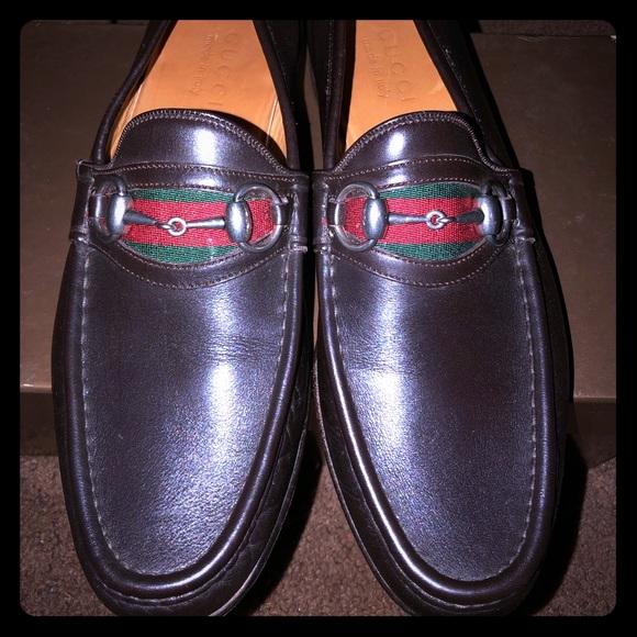 3fd77767 Gucci Horsebit MEN'S loafer